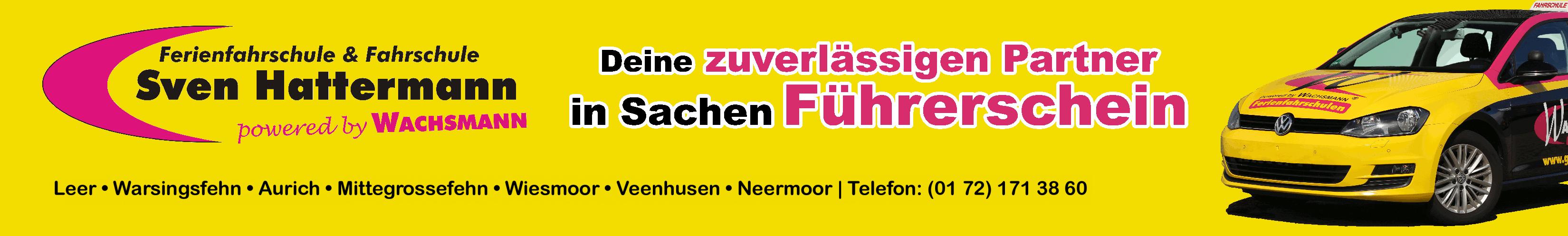 WACHSMANN Fahrschule Mittegrossefehn Sven Hattermann